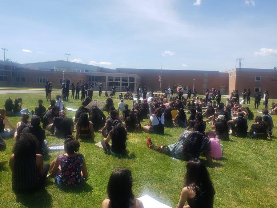 EHS+Students+Hold+Black+Lives+Matter+Protest