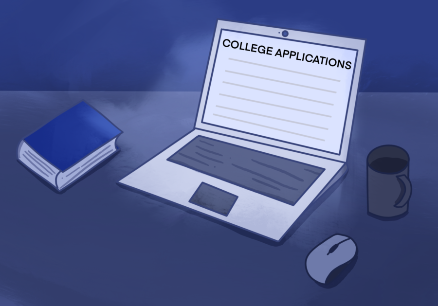 College Challenge: Applications Amidst Pandemic