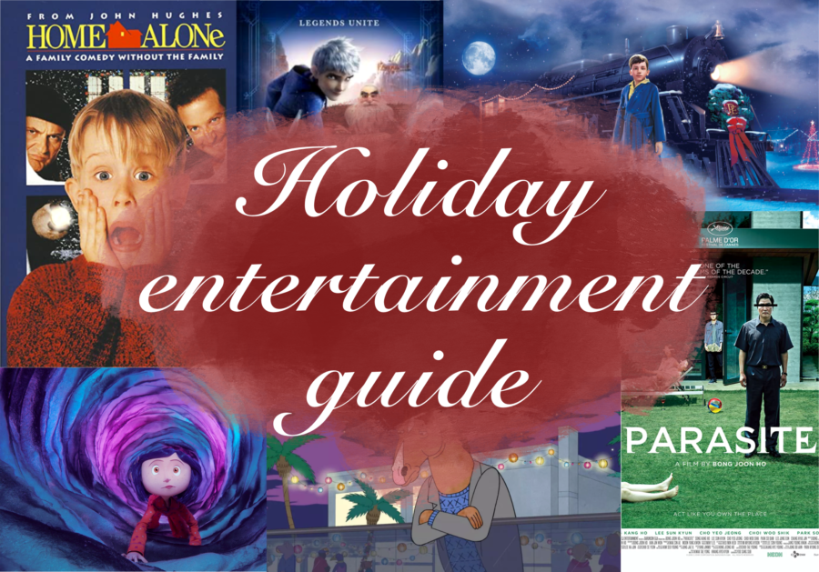 Your Official Holiday Entertainment Guide