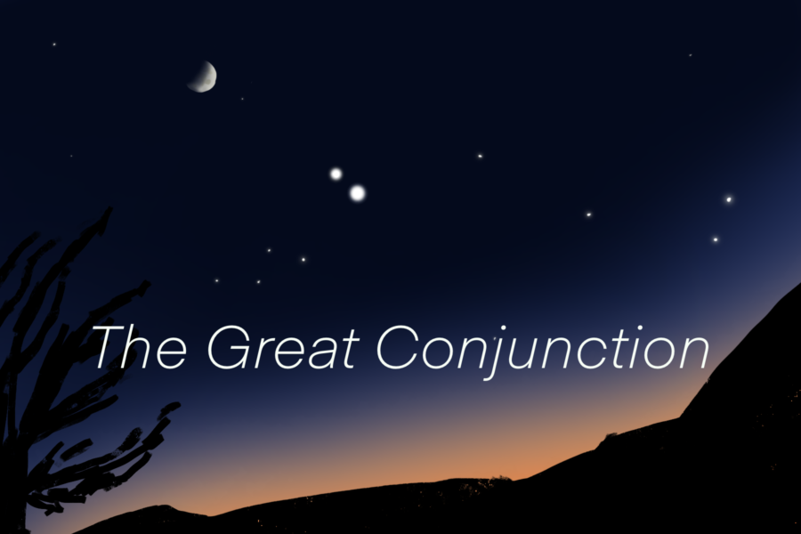 The Great Conjunction Sparkles Over the Northeast