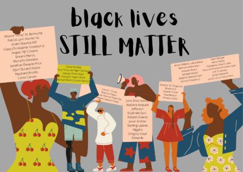 Editorial: Don't Be Biased – Black Lives Still Matter