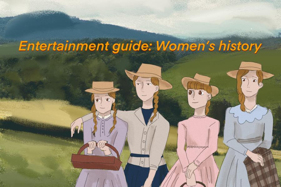 Women's History on the Big Screen