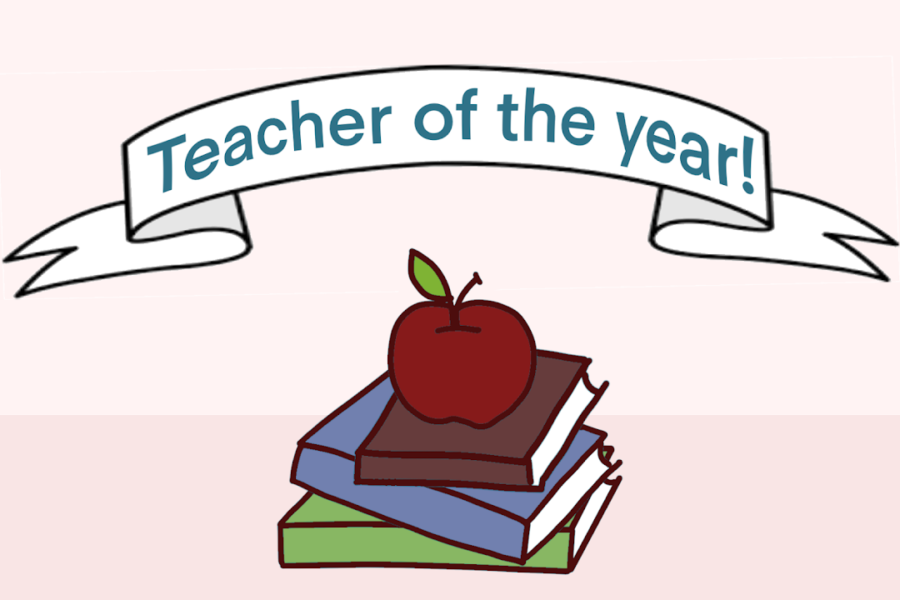 Math Instructor McGuigan Adds Up to Be Teacher of the Year