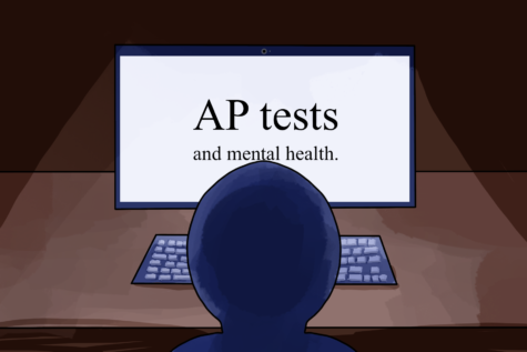 Annual AP Exams Upcoming, Students Grapple with Mental Health Concerns