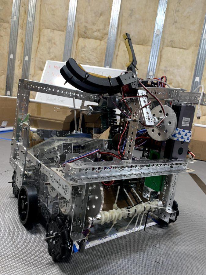 Rise of a Club: Team Faraday Robotics