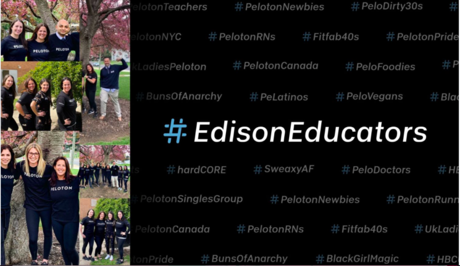 #EdisonEducators Encourage Exercise